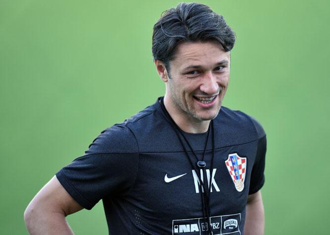 Нико Ковач тренер сборной Хорватии
