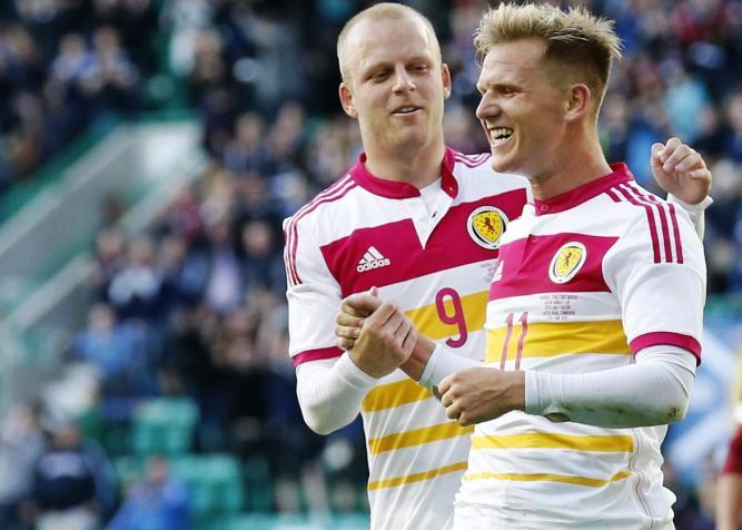 Шотландская сборная по футболу