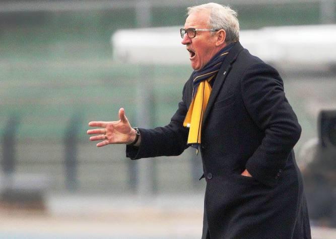 тренер Вероны