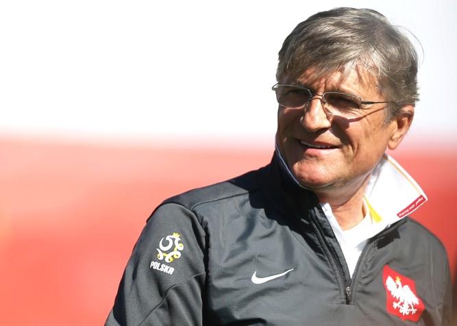 Адам Навалка тренер сборной Польши