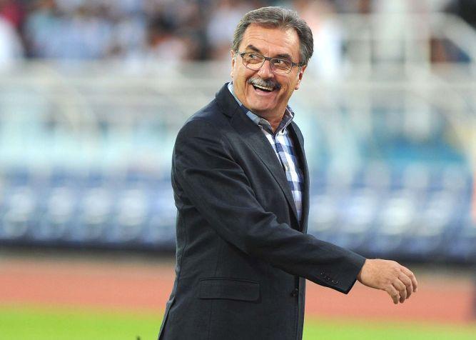 Анте Чачич тренер Хорватии