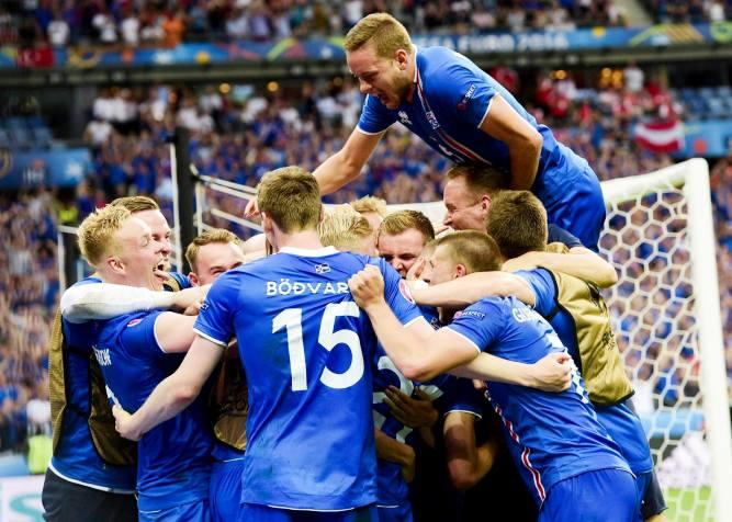 сборная Исландия