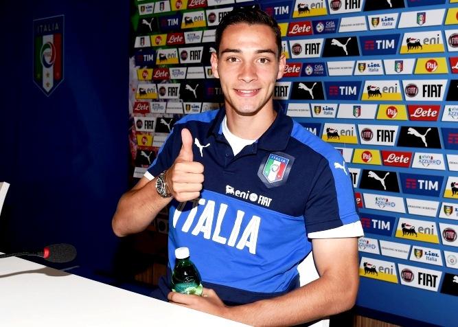 игрок сборной Италии