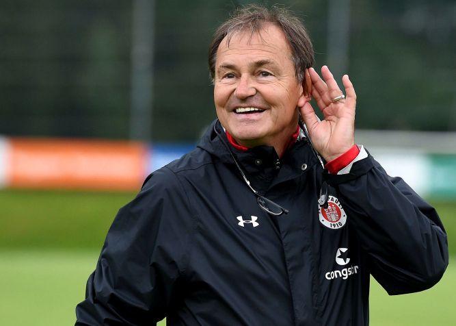 Линен тренер Санкт Паули
