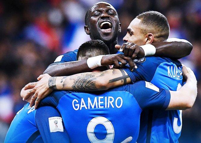 французская сборная по футболу