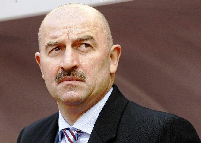 Станислав Черчесов, главный тренер сборной России