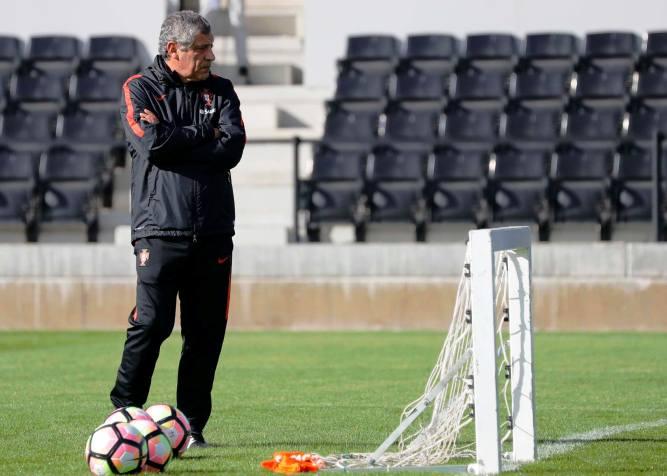 тренер сборной Португалии