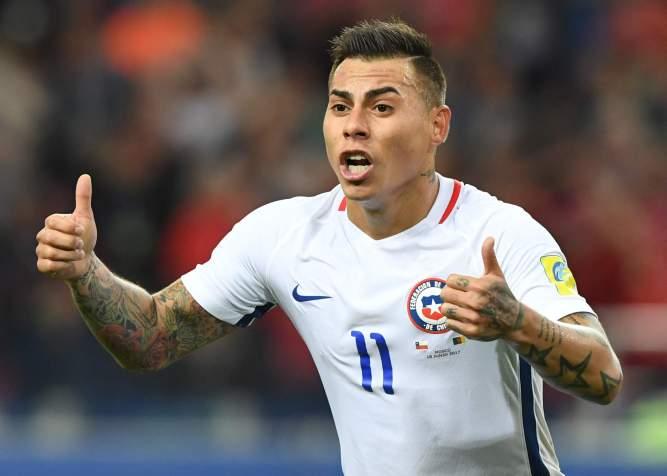 Варгас нападающий Чили